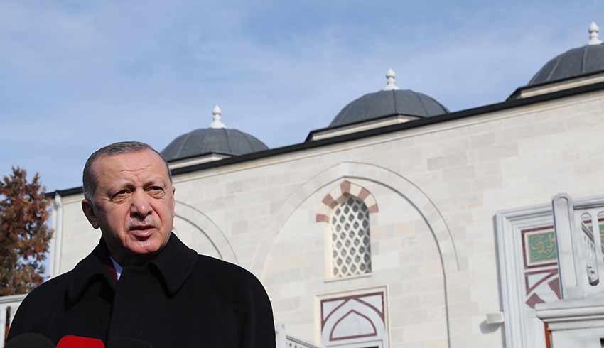 Erdoğan'dan 'Lokanta ve kafeler ne zaman açılacak?' sorusuna cevap