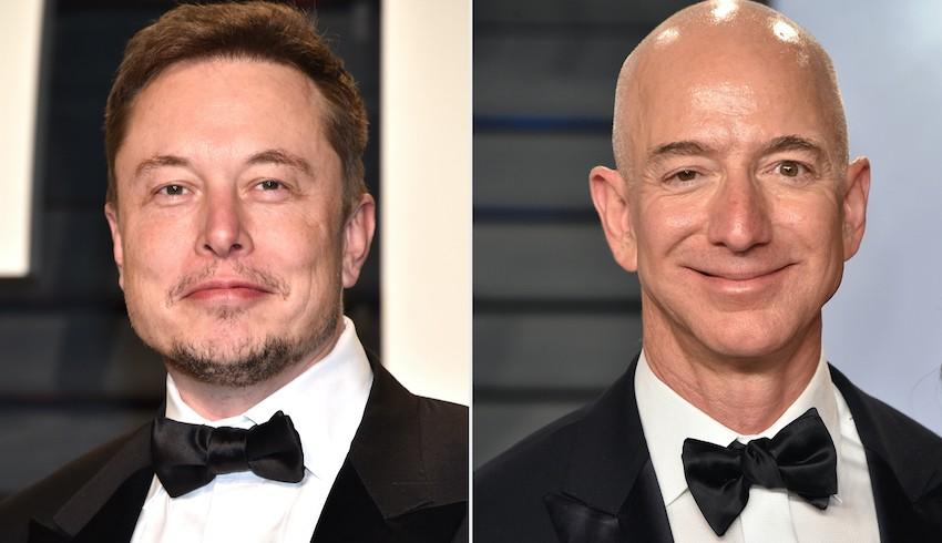 Elon Musk, 1.5 Milyar dolar farkla dünyanın en zengin insanı oldu