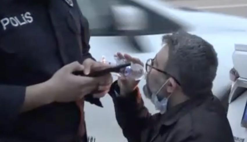 İş adamına büyük tuzak! 1.6 Milyon Lirası çalındı, üzerine soğuk su içti