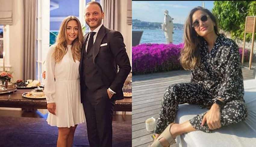 İşte nişanlısı Mina Başaran'ı uçak kazasında kaybeden Murat Gezer'in yeni aşkı!
