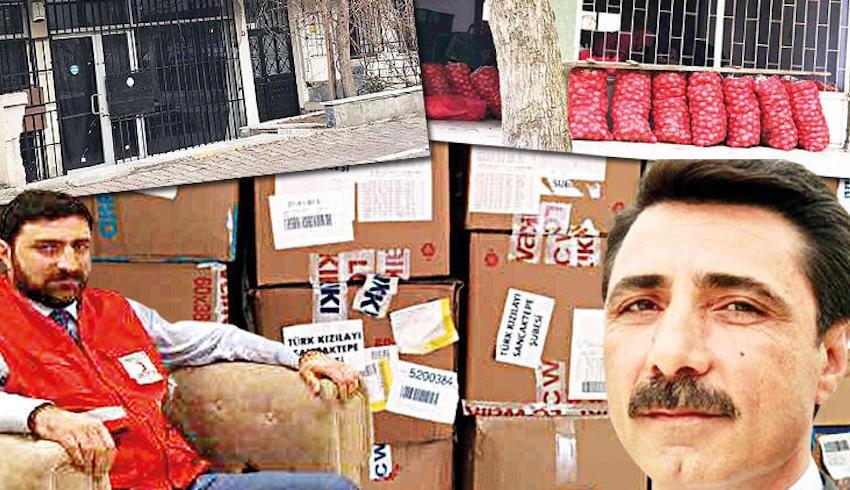 Kızılay'da 100 TIR'lık vurgun: Hasılat baba-oğula