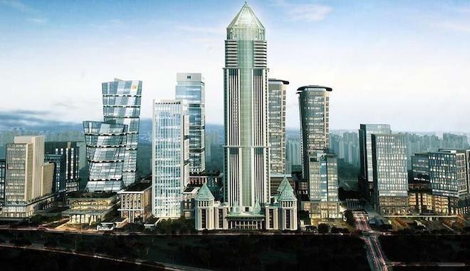 Limak aldı, maliyet açıklanmadı! İFM'ye Avrupa'nın en yüksek binası inşa ediliyor