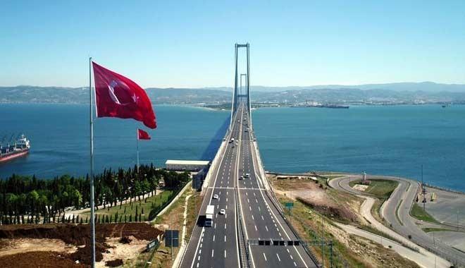 Köprü geçiş ücretlerine yüzde 26 zam geldi, Osmangazi Köprüsü 147,50 TL'ye çıktı