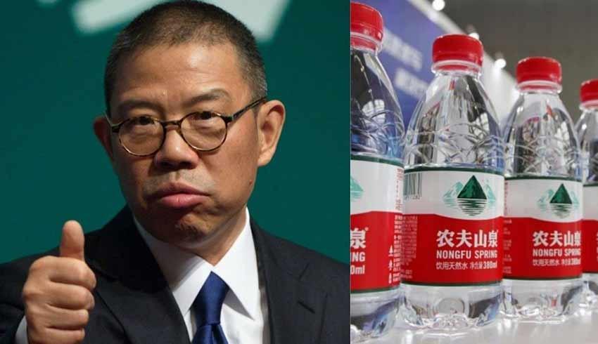 Pet şişe şirketi sayesinde milyarder oldu