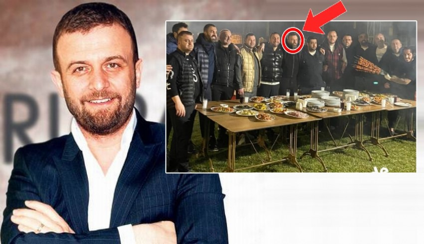 Avrupa Yatırım Holding patronu Ramazan Burak Telli yasağı deldi, mangal partisi yaptı