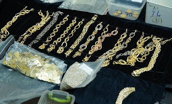 8 ilde sahte altın operasyonu: 103 gözaltı kararı