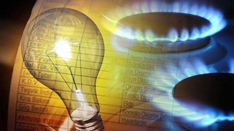 Doğalgaz ve elektriğe yeni yıl zammı