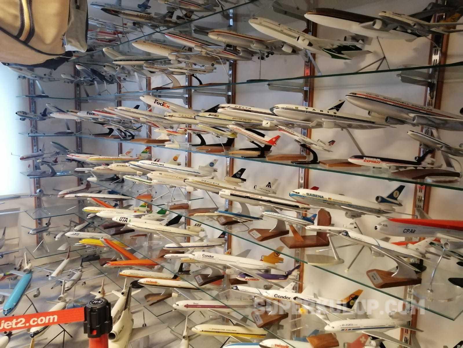 IMG 20210205 WA0063 - İşadamı Gökhan Sarıgöl'ün 2.5 milyon dolarlık maket uçağı var!