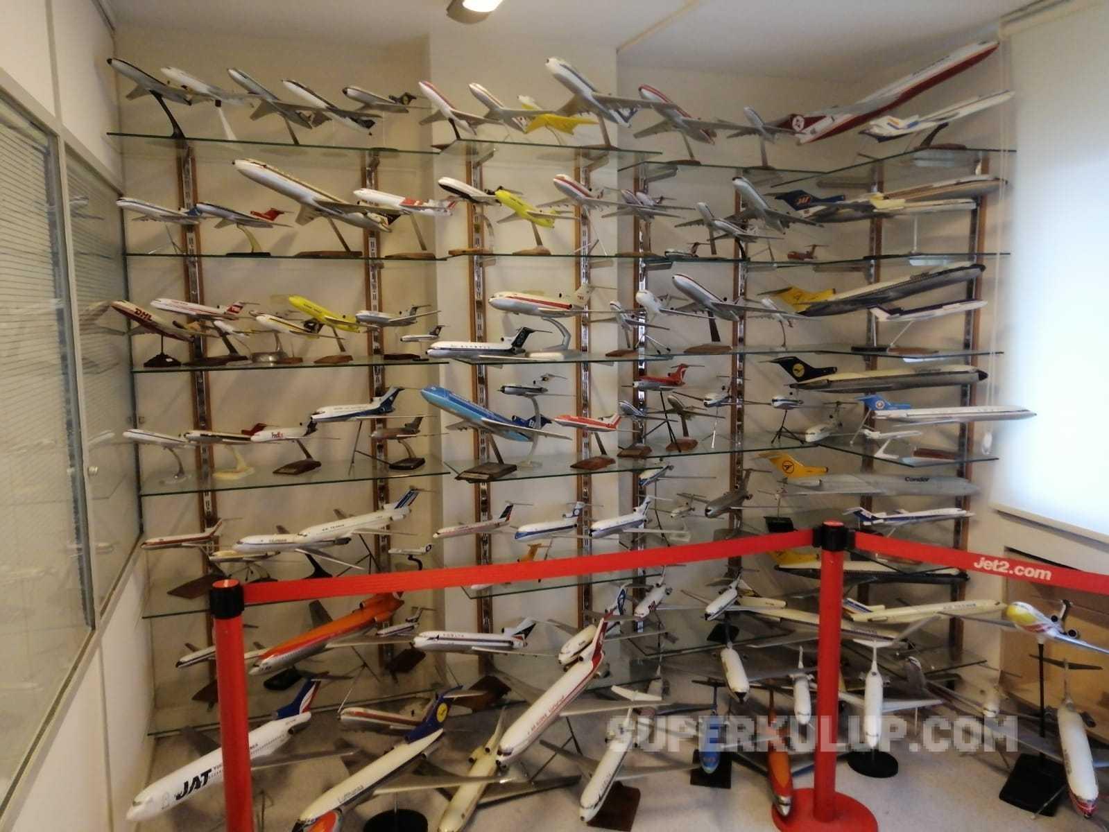 IMG 20210205 WA0065 - İşadamı Gökhan Sarıgöl'ün 2.5 milyon dolarlık maket uçağı var!