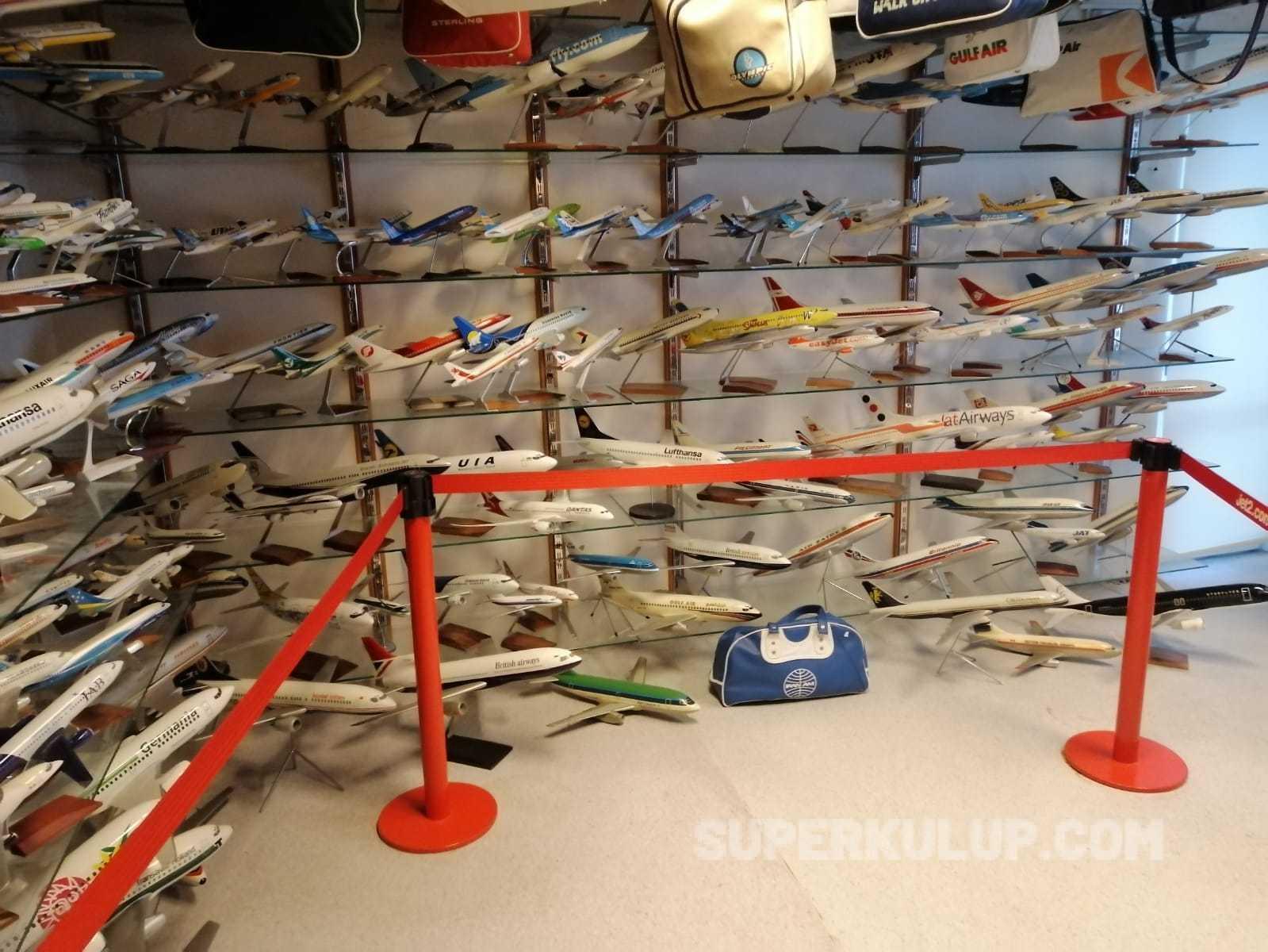 IMG 20210205 WA0073 - İşadamı Gökhan Sarıgöl'ün 2.5 milyon dolarlık maket uçağı var!